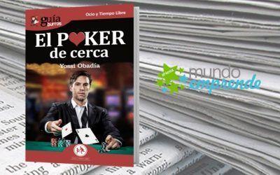 El «GuíaBurros: Póker» en el medio escrito de Mundo Emprende