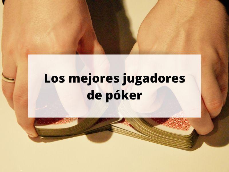 Descubre a estos grandes campeones del póker